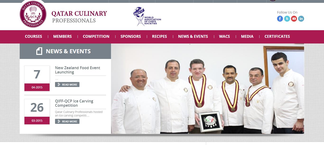 Qatar Culinary Professionals