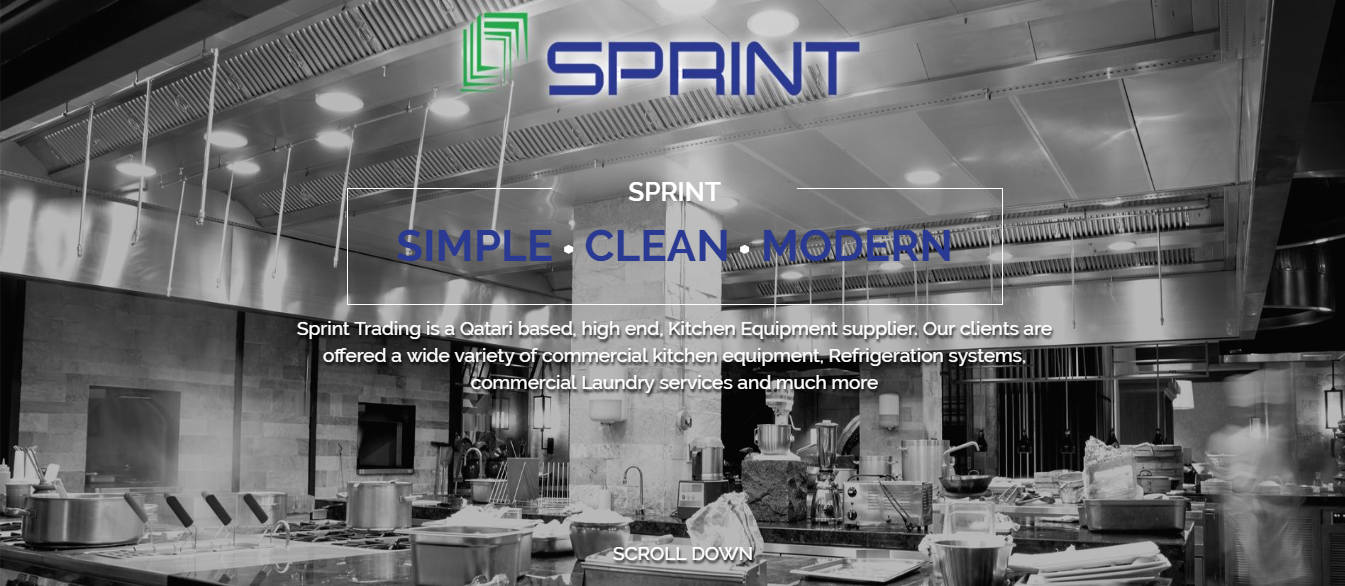 Sprint Trading Website